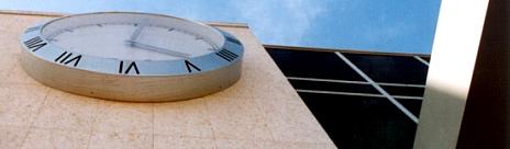 Rellotge de l'estació de Reus